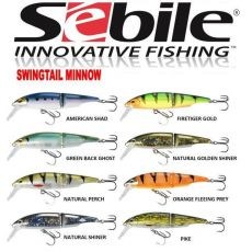 SEBILE SWINGTAIL MINNOW
